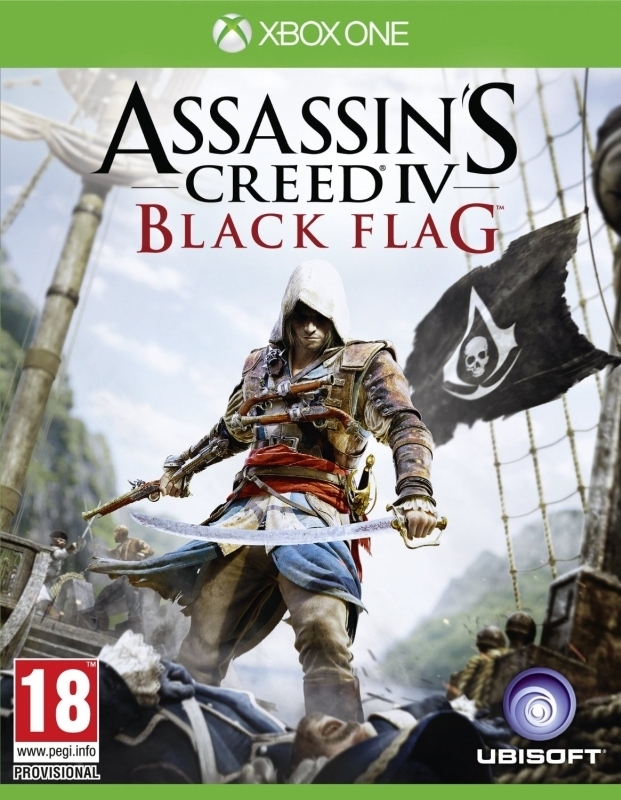 Assassin's Creed IV / 4 Black Flag (Xbox One)